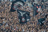 SÃO PAULO,SP,16.10.2018 - FUTEBOL-CORINTHIANS - torcedores do Corinthians durante treino na Arena Corinthians na zona leste da cidade de São Paulo, no bairro de Itaquera nesta terça-feira, 16.(Fotos: Dorival Rosa/Brazil Photo Press)