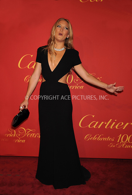 WWW.ACEPIXS.COM . . . . . ....April 30 2009, New York City....Actress Kate Hudson arriving at the Cartier 100th Anniversary in America Celebration at Cartier Fifth Avenue Mansion on April 30, 2009 in New York City.....Please byline: KRISTIN CALLAHAN - ACEPIXS.COM.. . . . . . ..Ace Pictures, Inc:  ..tel: (212) 243 8787 or (646) 769 0430..e-mail: info@acepixs.com..web: http://www.acepixs.com