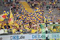 Fans der Rhein-Neckar Löwen - Tag des Handball, Rhein-Neckar Löwen vs. Hamburger SV, Commerzbank Arena