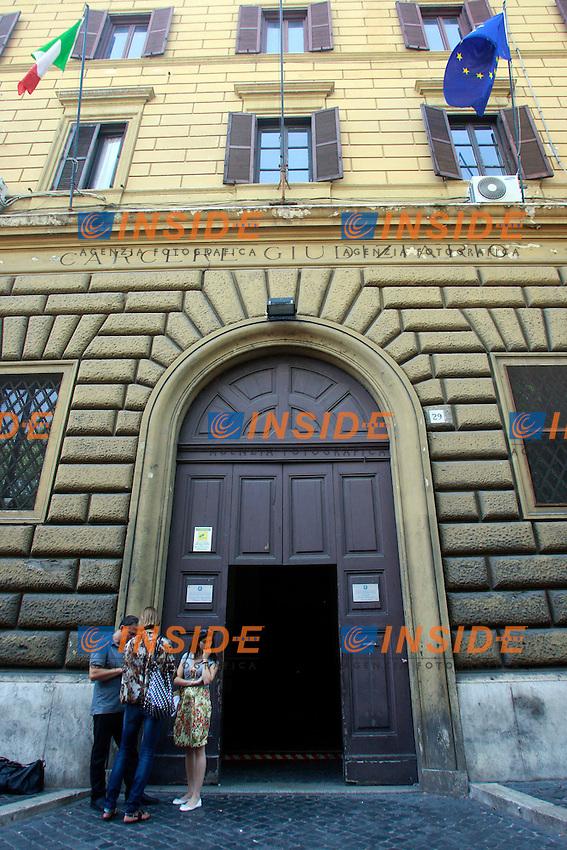Il Carcere.Roma 08/08/2012 Visita alla casa circondariale (carcere) di Regina Coeli per monitorare la situazione carceraria..Photo Samantha Zucchi Insidefoto