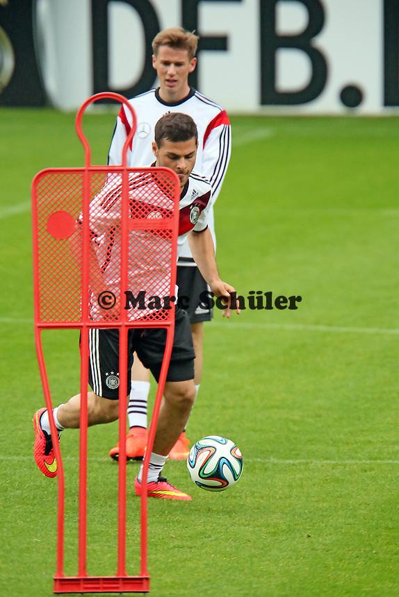 Kevin Volland - Trainingslager der Deutschen Nationalmannschaft zur WM-Vorbereitung in St. Martin