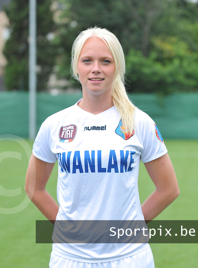 Telstar Dames : Suzanne Marees .foto DAVID CATRY / Vrouwenteam.be