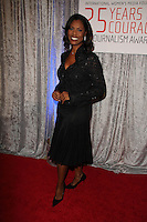 Omarosa<br /> at the 25th Courage In Journalism Awards, Beverly Hilton, Beverly Hills, CA 10-28-14<br /> David Edwards/DailyCeleb.com 818-249-4998
