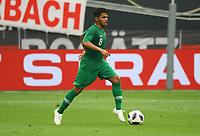 Yahya Al-Shehri (Saudi-Arabien) - 08.06.2018: Deutschland vs. Saudi-Arabien, Freundschaftsspiel, BayArena Leverkusen