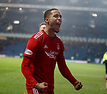 05.12.2018 Rangers v Aberdeen: Max Lowe at FT