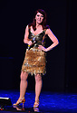 HOLLYWOOD, FL - FEBRUARY 25: Kate Flannery performs on stage during 'Dancing With The Stars Live' at Hard Rock Live at Seminole Hard Rock Hotel & Casino Hollywood on February 25, 2020 in Hollywood, Florida.  ( Photo by Johnny Louis / jlnphotography.com )