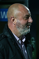 Rochdale manager Keith Hill <br /> <br /> Photographer Juel Miah/CameraSport<br /> <br /> EFL Checkatrade Trophy - Northern Section Group C - Rochdale v Stoke City U23s - Tuesday 3rd October 2017 - Spotland Stadium - Rochdale<br />  <br /> World Copyright &copy; 2018 CameraSport. All rights reserved. 43 Linden Ave. Countesthorpe. Leicester. England. LE8 5PG - Tel: +44 (0) 116 277 4147 - admin@camerasport.com - www.camerasport.com