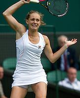 21-06-11, Tennis, England, Wimbledon,   Chakvetadze