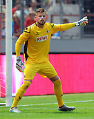 01.08.2015. RheinEnergieStadion, Cologne, Germany. Colonia Cup  FC Cologne versus Stoke City. Keeper  Timo Horn (Cologne)