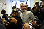 Rahm Emanuel Opens South Side Office for Mayoral Campaign (USA)