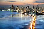 Ciudad de Panamá, Corredor Sur y Panamá Viejo