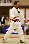 Yuji Yamamoto,<br /> September 13, 2014 - Judo : <br /> All Japan Juior Judo Championships <br /> Men's -73kg Final<br /> at Saitama Kenritsu Budokan, Saitama, Japan. <br /> (Photo by Shingo Ito/AFLO SPORT) [1195]
