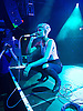 Halsey performs live at The O2 Islington Academy , London, Great Britain <br />
