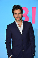 Santiago Cabrera at the premiere for HBO's &quot;Big Little Lies&quot; at the TCL Chinese Theatre, Hollywood. Los Angeles, USA 07 February  2017<br /> Picture: Paul Smith/Featureflash/SilverHub 0208 004 5359 sales@silverhubmedia.com