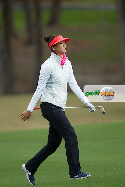 Michelle Wie during the Second Day of the Third round of the LPGA Coates Golf Championship 2016 , from the Golden Ocala Golf and Equestrian Club, Ocala, Florida. 6/2/16<br /> Picture: Mark Davison | Golffile<br /> <br /> <br /> All photos usage must carry mandatory copyright credit (&copy; Golffile | Mark Davison)
