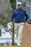 Graeme McDowell (NIR) heads down 10 during Round 3 of the Valero Texas Open, AT&amp;T Oaks Course, TPC San Antonio, San Antonio, Texas, USA. 4/21/2018.<br /> Picture: Golffile | Ken Murray<br /> <br /> <br /> All photo usage must carry mandatory copyright credit (&copy; Golffile | Ken Murray)