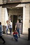 Rocambolesc ice cream shop - gelateria in Girona, Catalunya,