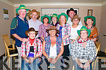 Country & Western Night : Attending the Country & Western party held at the Raiway Bar, Lixnaw on Saturday night last were June O'Connor, Rienee O'Hagan & Particia Heffernan. Back : John McAuliffe, Ger Lenihan, Christina Buckley, Josephine Stackpoole, Noreen Flaherty, Mike Shanahan, Jacki Cooney-Wall & Kitty McCarthy.
