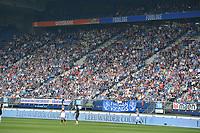 VOETBAL: HEERENVEEN: 08-04-2018, SC Heerenveen - FC Groningen, uitslag 1-1, Michel Vlap scoort voor Heerenveen, ©foto Martin de Jong