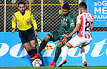 La Equidad igualó 0-0 ante Junior. Fecha 11 Liga Águila I-2018.