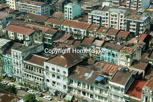 Yangon Rangoon Myanmar Burma 2006.