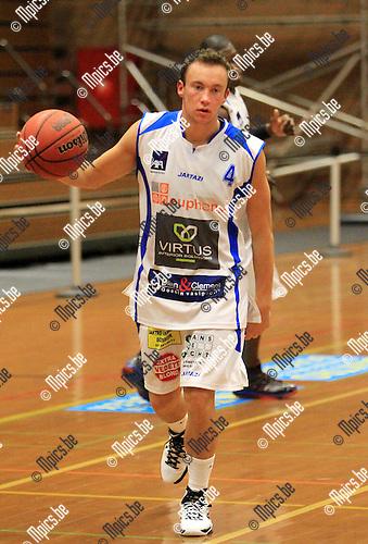 2010-08-14 / Seizoen 2010-2011 / Basketbal / BBC Kabo Kangoeroes Boom / T. Deroover..Foto: mpics