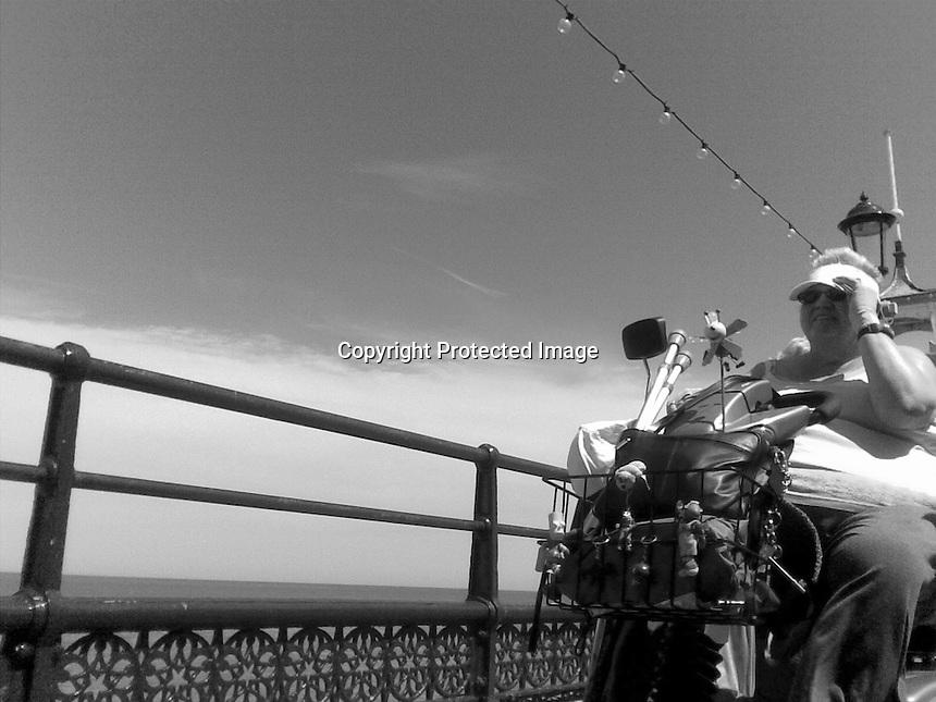England, Eastbourne. Eastbourne Pier 1