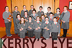 Corfheile na mBunscoileanna Eight Kerry schools are coming together for choir performances to celebrate seachtain na gaeilge at the Meadowlands Hotel on Thursday Pictured SN Dromcloch