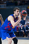 Ante Tomic during Real Madrid vs FC Barcelona final of Supercopa Endesa. September 22, 2019. (ALTERPHOTOS/Francis González)
