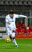 2nd December 2017, Stadio Olimpico Grande Torino, Turin, Italy; Serie A football, Torino versus Atalanta; Andrea Petagna has a shot at goal
