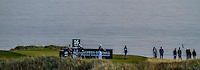 The 16th tee during Round 3 of the 2015 Alfred Dunhill Links Championship at Kingsbarns in Scotland on 3/10/15.<br /> Picture: Thos Caffrey | Golffile