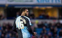 Aaron Amadi-Holloway of Wycombe Wanderers during the Sky Bet League 2 match between Wycombe Wanderers and Crawley Town at Adams Park, High Wycombe, England on 28 December 2015. Photo by Andy Rowland / PRiME Media Images