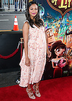 "Los Angeles Premiere Of Twentieth Century Fox and Reel FX Animation Studios' ""The Book of Life"""