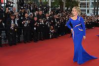 Jane Fonda <br /> 16-05-2015 Festival del Cinema di Cannes 2015<br /> Foto Panoramic / Insidefoto