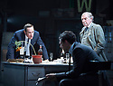 Ink by James Graham, directed by Rupert Goold. With Bertie Carvel as Rupert Murdoch, Richard Coyle as Larry Lamb, Geoffrey Freshwater as Sir Alick McKay. Opens at The Almeida Theatre on 27/6/17.