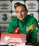 131114 Republic of Ireland presser