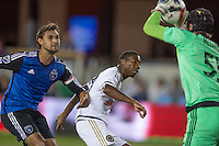 San Jose, CA. - Saturday, September 5, 2015: The Philadelphia Union deafeated the San Jose Earthquakes 2-1 at Avaya Stadium.