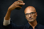 Jeet Thayil, Indian writer.