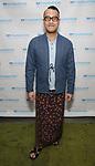 Ed Sylvanus Iskandar attends the SDC Foundation Awards on October 30, 2017 at The Green Room 42 in New York City.