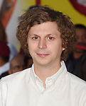 WESTWOOD, CA - AUGUST 09: Actor Michael Cera arrives at the Premiere Of Sony's 'Sausage Party' at Regency Village Theatre on August 9, 2016 in Westwood, California.
