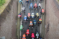 Later race winner Philippe Gilbert (BEL/Quick Step floors) sitting in the peloton early in the race<br /> <br /> 52nd Amstel Gold Race (1.UWT)<br /> 1 Day Race: Maastricht &rsaquo; Berg en Terblijt (264km)