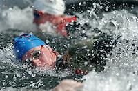 11 JUN 2006 - WINDSOR, GBR - Will Clarke - British Elite Triathlon Championships - Windsor Triathlon (PHOTO (C) NIGEL FARROW)