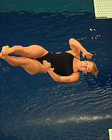 2010 Women's Big Ten S&D Champs, Day 2 Prelims