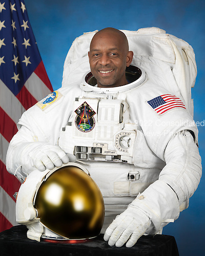 Houston, TX - (FILE) -- Portrait taken on August 19, 2009 of Astronaut Robert L. Satcher Jr., mission specialist,  STS-129, scheduled for launch on Monday, November 16, 2009 at 2:28 p.m. EST..Mandatory Credit: Robert Markowitz - NASA via CNP