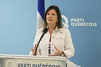 FILE PHOTO -   Diane Lamarre, Juilet 2015<br /> <br /> PHOTO :   Agence quebec Presse