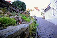 Old Stavanger, Norway, 2001.