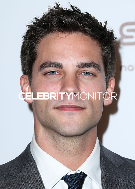 BEVERLY HILLS, CA, USA - SEPTEMBER 27: Brant Daugherty arrives at the 4th Annual American Humane Association Hero Dog Awards held at the Beverly Hilton Hotel on September 27, 2014 in Beverly Hills, California, United States. (Photo by Xavier Collin/Celebrity Monitor)
