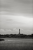 Marton Mere Nature reserve, on a quite day. Local patch to many birders, as holiday makers end the season, the winter birds are set to take up residence. Autumnal storms pass through the background. Blackpool Tower denoting the proximity of the coast.