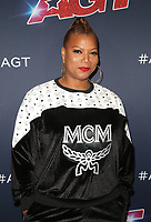 """HOLLYWOOD, CA - SEPTEMBER 10: Queen Latifah, at """"America's Got Talent"""" Season 14 Live Show Red Carpet at The Dolby Theatre  in Hollywood, California on September 10, 2019. Credit: Faye Sadou/MediaPunch"""