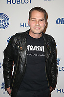 LOS ANGELES, CA - NOVEMBER 7: Shepard Fairey, at Photo Op For Hulu's 'Obey Giant at the The Theatre at Ace Hotel in Los Angeles, California on November 7, 2017. <br /> CAP/MPI/FS<br /> &copy;FS/MPI/Capital Pictures